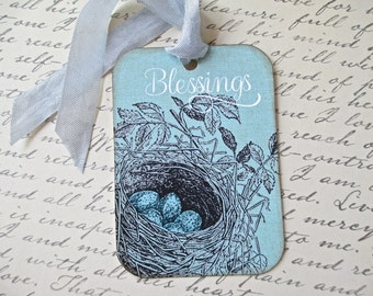 Blessings Tags - Set of 6