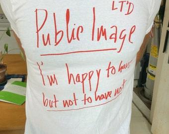 PIL shirt