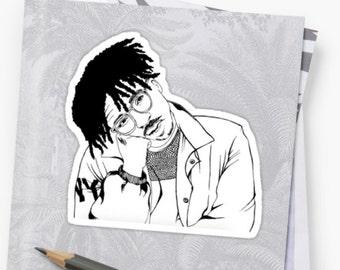 Father Sticker