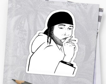 Partynextdoor Sticker