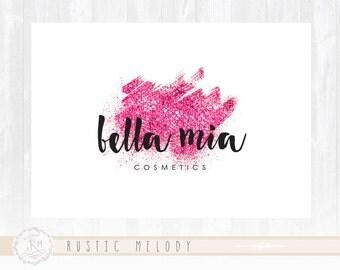 Beauty Logo Cosmetic Logo Photography Logo Design Boutique Logo Watercolor Logo Decor Logo Design Watermark