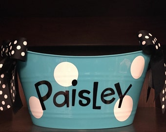 Personalized bucket