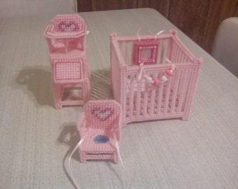 Barbie Nursery Set