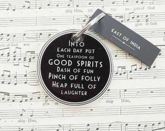 Good Spirits Keyring