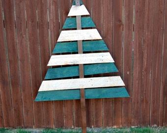 Pallet Christmast Tree