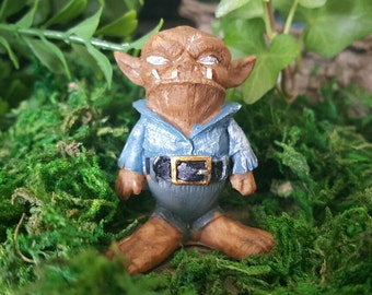 Miniature Bob the Grumpy Troll