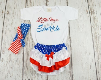 4th of july outfit, pageant outfit, girl 4th of july outfit, baby 4th of july outfit, baby girl, 1st 4th of july outfit, bloomers, patriotic