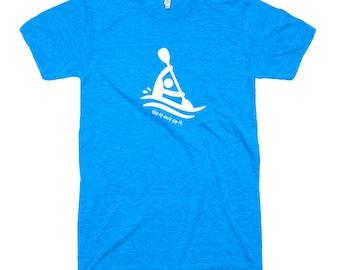 Flip It Dont Tip It Tri-Blend T-Shirt