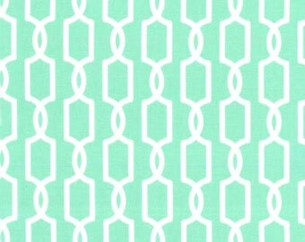 Trelliage in Mist - 1/2 Yard - Michael Miller Fabrics