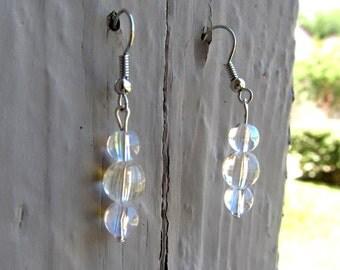 Clear Earrings #2