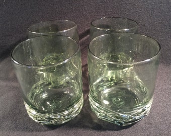 Drinking Glasses, Hand Blown from Montreal