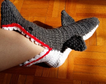 Shark slippers / Shark slippers