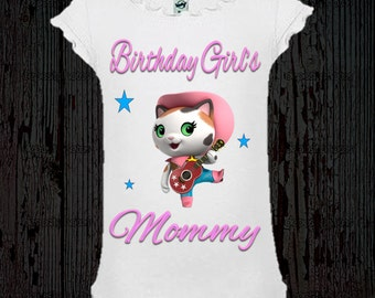 Sheriff Callie Mom Shirt