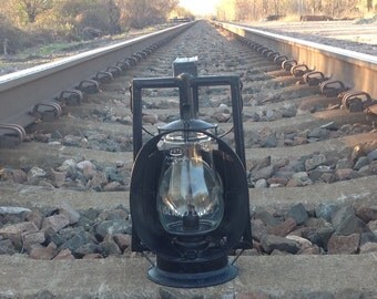 R.E. Dietz company, Acme Railroad Inspector's Lamp For Rock Island Lines