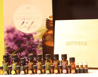 Essential Oil doterra Samples & RollerBall Bottles (RB), 1mL, 2mL, 2mL RB, Buy 3 get 1 Free, B6G2 Free