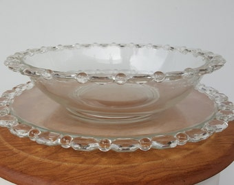 Punch Bowl with underbase