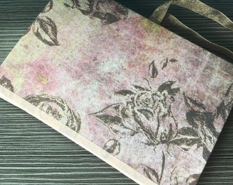 A6 Handmade Vintage Inspired Journal Scrapbook