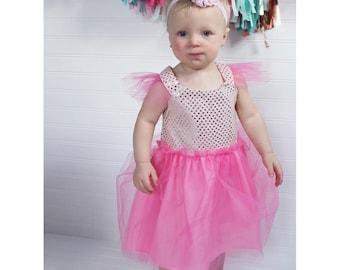 Fairy Birthday Dress, Enchanted Fairytale