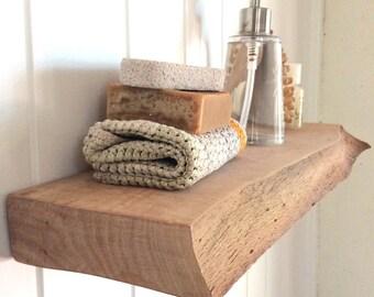 Floating Shelves Wood Rustic Floating Shelf Bathroom Shelf Perth Sheoak