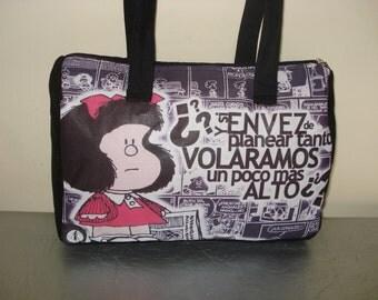Mafalda bowling bag