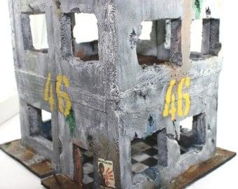 Tenement 46, Warhammer 40k terrain