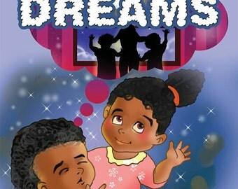 Sweet Dreams Children's Book