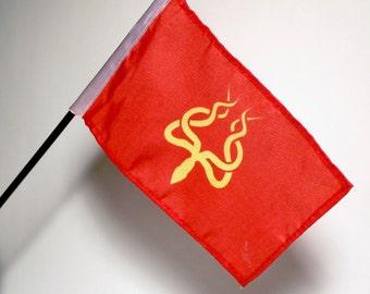 Zaqistan Mini Flag
