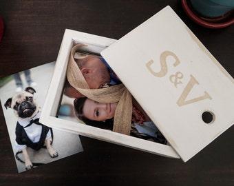 4X6 Custom Handmade Photo Box for 4x6 Prints - Everlasting Color
