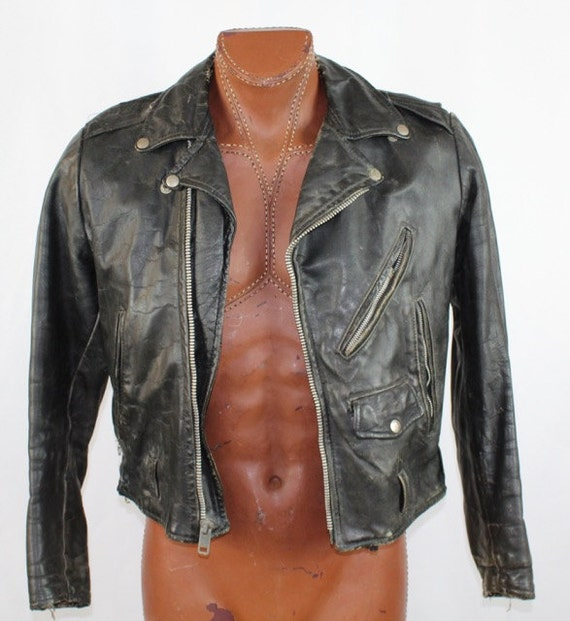 Misfits leather jacket