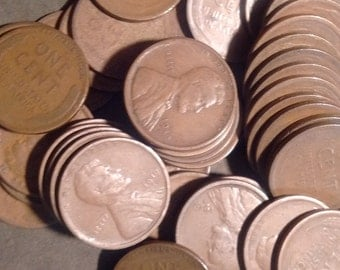 Roll of 1919 San Fransisco mint(50) coins-free shipping