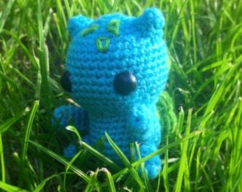Crochet Bulbasaur!