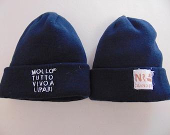 Sailor-style hat NR ISLAND STYLE