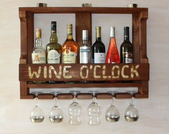 """Shop """"personalized wine rack"""" in Kitchen & Dining"""