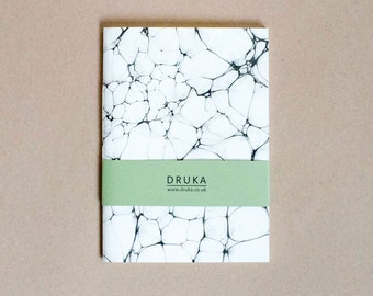 Marbled Notebook 005 - One of a Kind