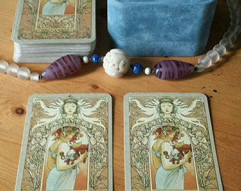 2-Card Tarot Reading