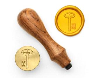 Key - 1 - Design OD Wax Seal Stamp (DODWS0386)