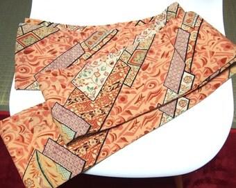 Antique obi belt/Japanese belt/band/for kimono robe/traditional /some color