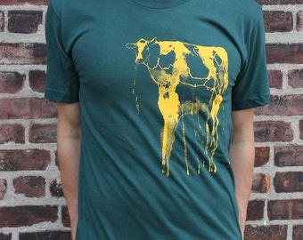 The Big Cheese - Green Bay Art-Inspired Tee