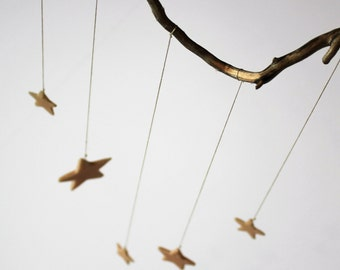 Star Willow Branch Wall Hanging