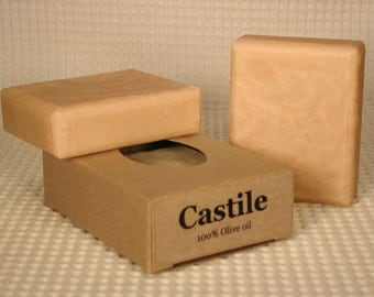 Castile Handcrafted Soap