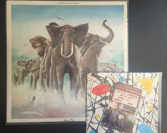 Elvis Costello and the Attractions, Armed Forces, UK Release, Radar Records, RAD 14, 1979, Vintage Vinyl Record