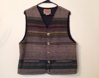 Woven Vest- Exclusive Paragraff Clothing Comp