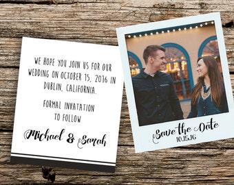 Polaroid card etsy - Polaroid karten ...