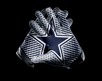 Dallas Cowboys # 16 - 8 x 10 - T Shirt Iron On Transfer -