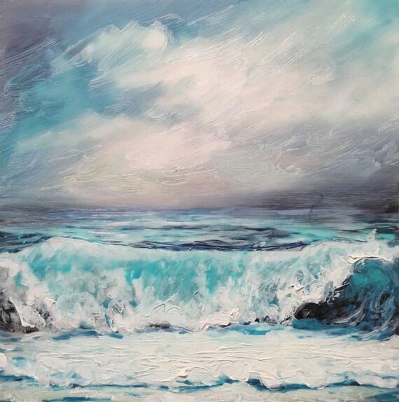 Bay Break ~ Original Painting