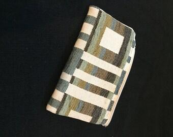Handmade Pouch w/ Zipper
