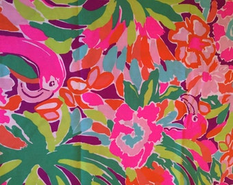 Lulu Lilly Pulitzer Fabric