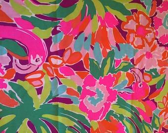 Lulu Lilly Pulitzer Fabric