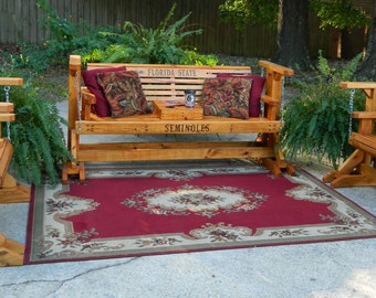 Patio Furniture Set Handmade Southern Style,Free Shipping