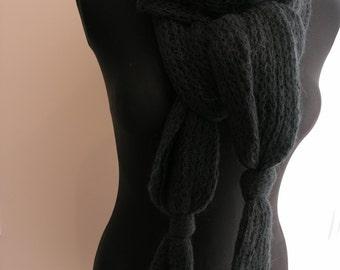warm long scarf